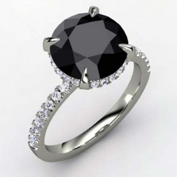 Black Diamond Ring (CWBDR001)