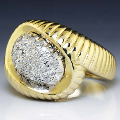 Diamond Wedding Ring (CWWDGR002)