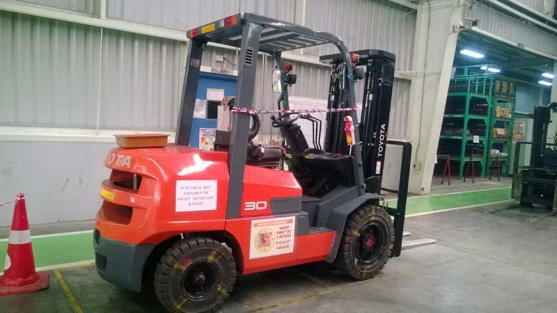 Forklift Repairing and Maintenance