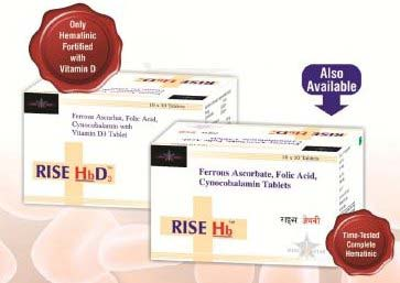 Rise Hb Tablets