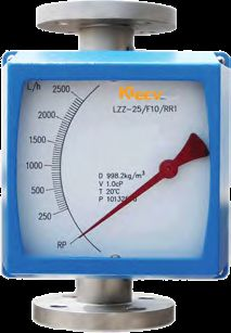 Metal Tube Rotameter