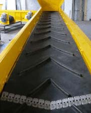 Chevron Rubber Conveyor Belts