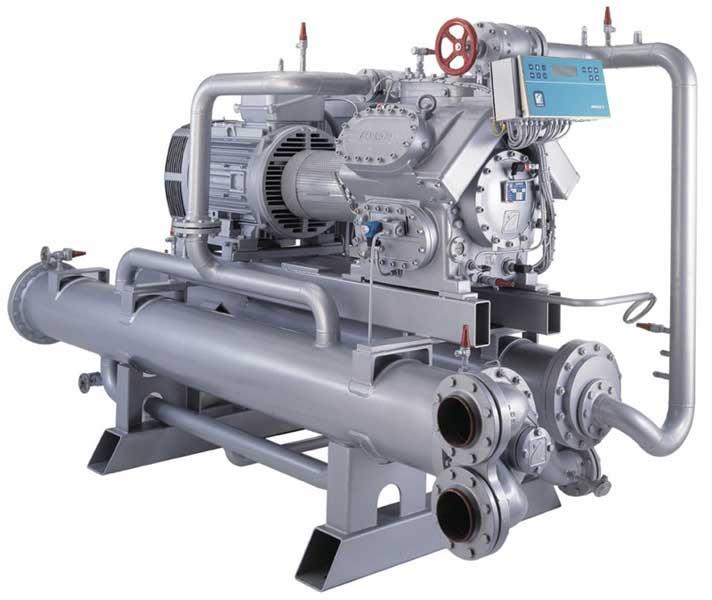 Marine Chilling Compressor