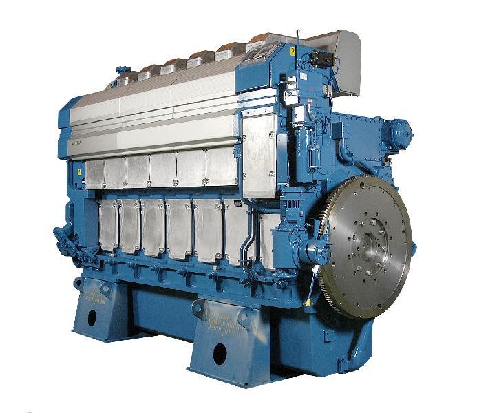 Marine Main Engine Spare Parts