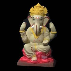 "Kamal Ganesha Idol 14"""