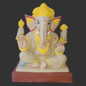 "Maysuri Ganesha Idol 14"""