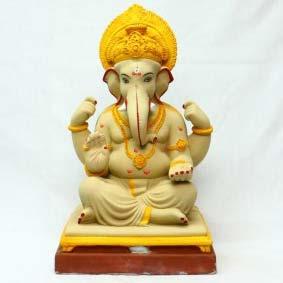 """Shivrekar Ganesha Idol 24"""""""