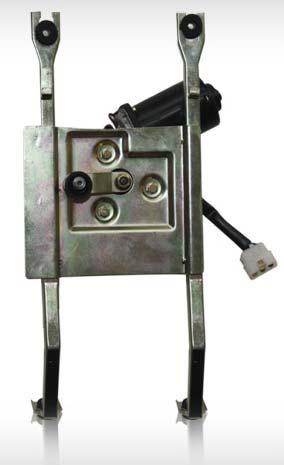 Bracket Mounted Wiper Motor