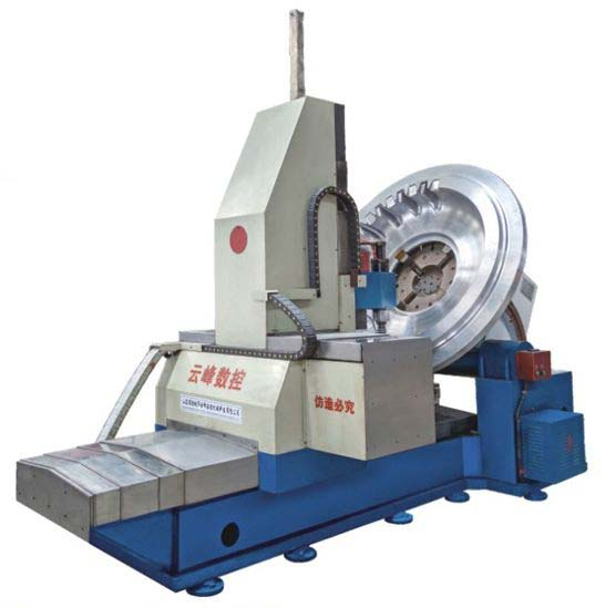 Tire Mold CNC Milling Machine