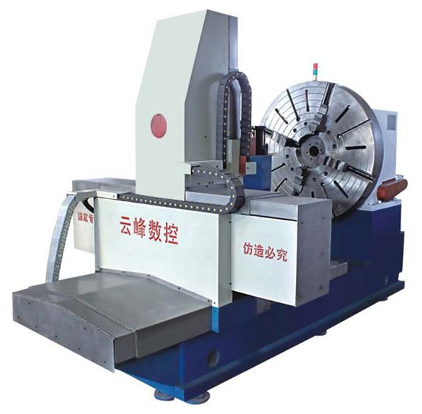 Tie Mold CNC Milling Machine