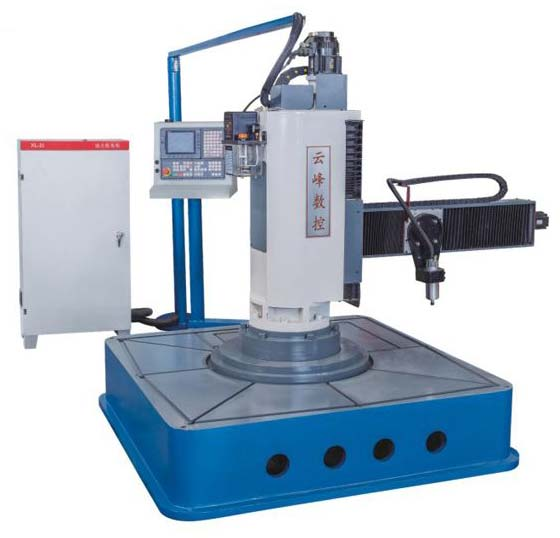 Tire Mold CNC Engraving Machine (YFK-2600)