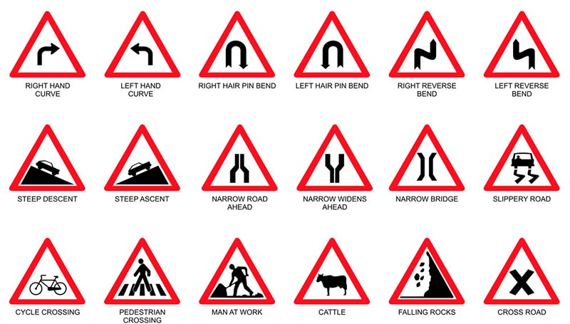 Cautionary Sign Boards Traffic Sign Boards Railway Sign