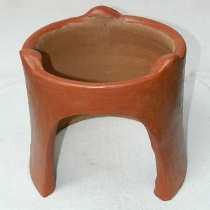 Terracotta Chulha