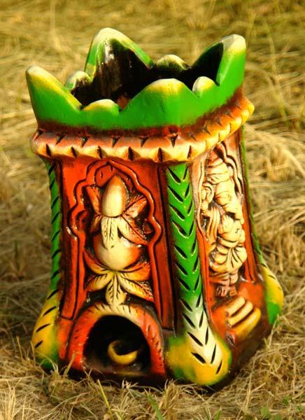 Terracotta Tulsi Planter