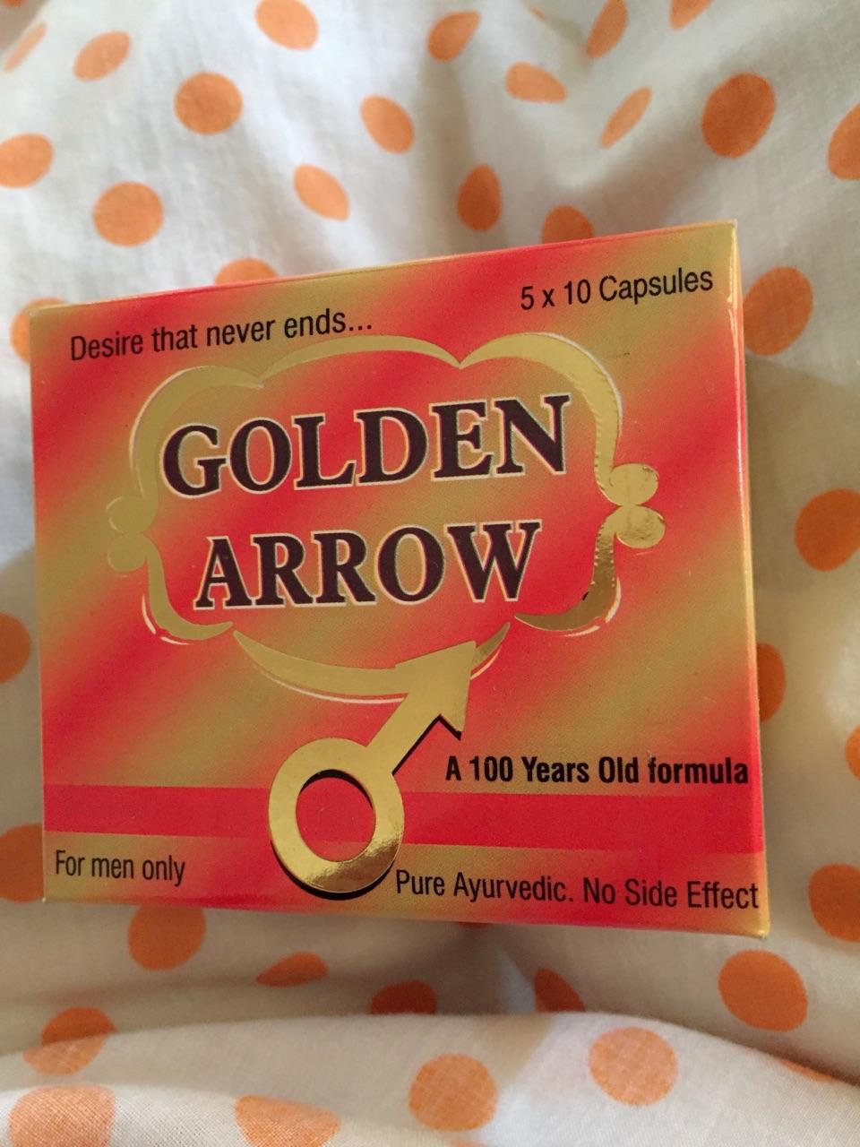 Golden Arrow Capsules