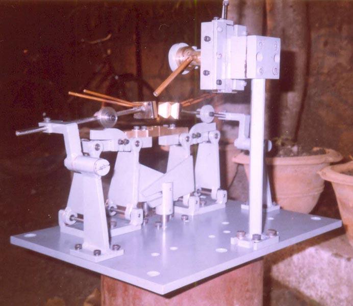 Bulb Punching Machine