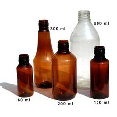 Pharmaceutical Bottle Preforms