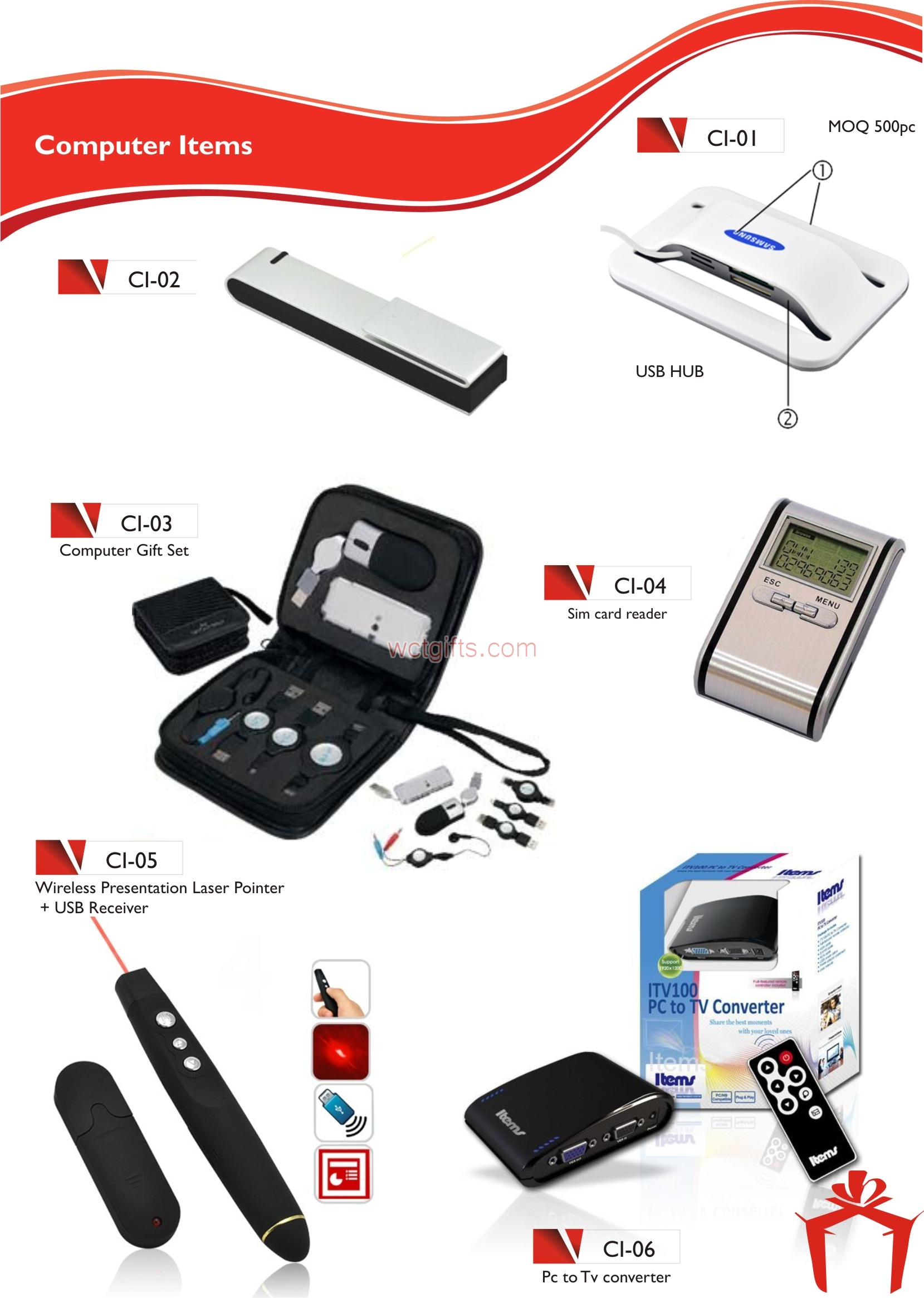 Computer Items