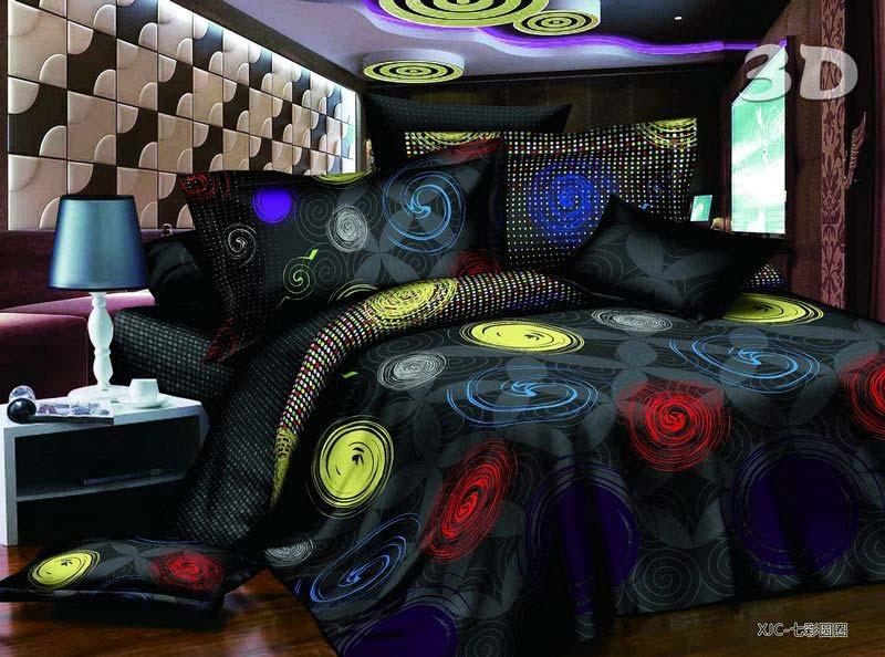 3D Bed Sheet Set