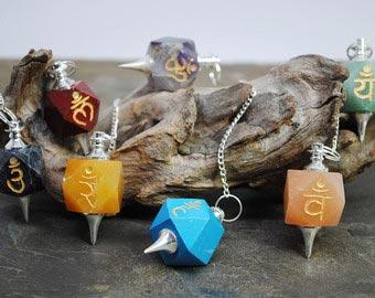Seven Chakra Stone Set