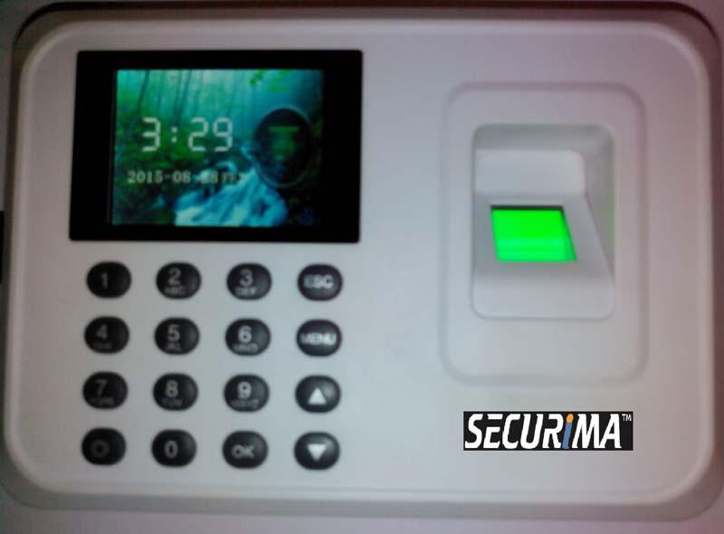 ET-Mini03F Biometric Fingerprint Attendance System