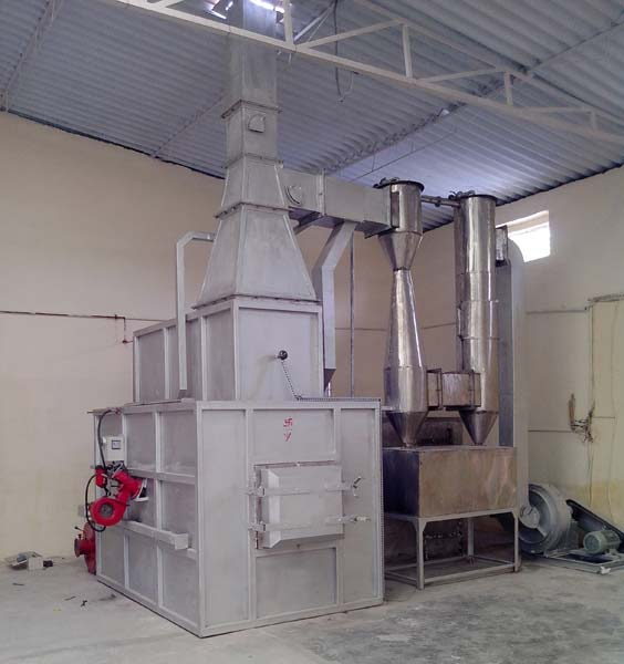 Biomedical incinerators chemical waste incinerators for Household incinerator design