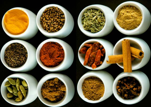 South Indian Spices