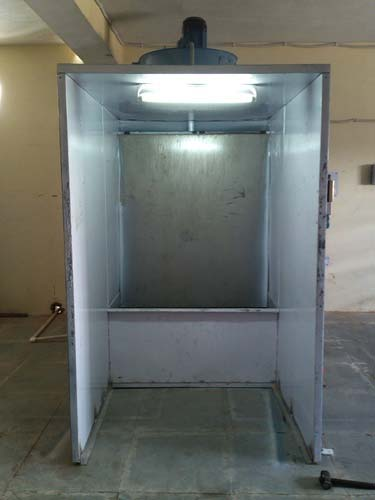 Paint Spray Booths 05