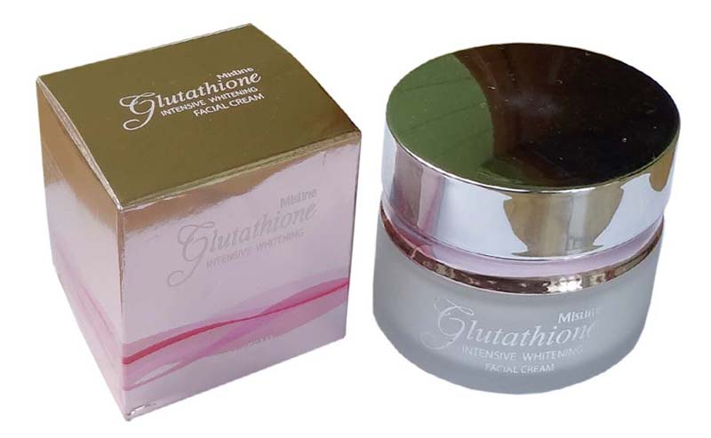 how to make glutathione cream at home