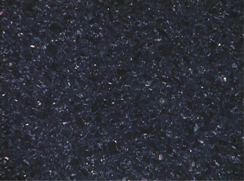 Black galaxy granite stone polished black galaxy granite for Granit galaxy