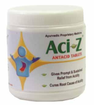Aci-Z Tablets
