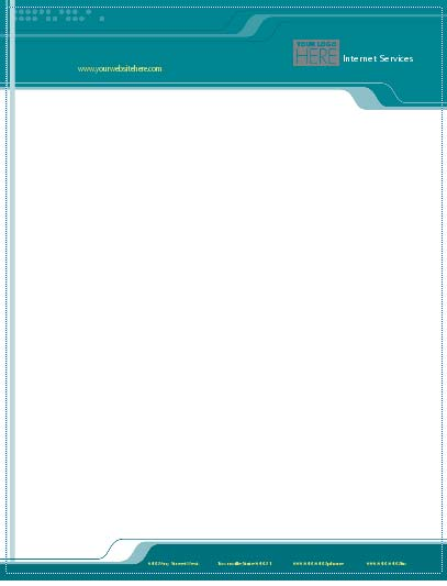 Letterhead Designing and Printing