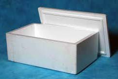 EPS Thermocol Ice Box