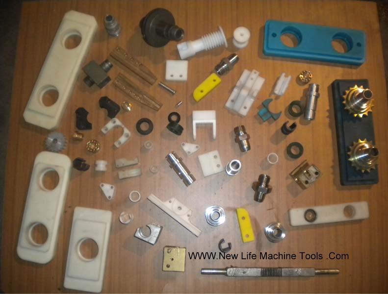 Pet Blowing Machine Spare Parts