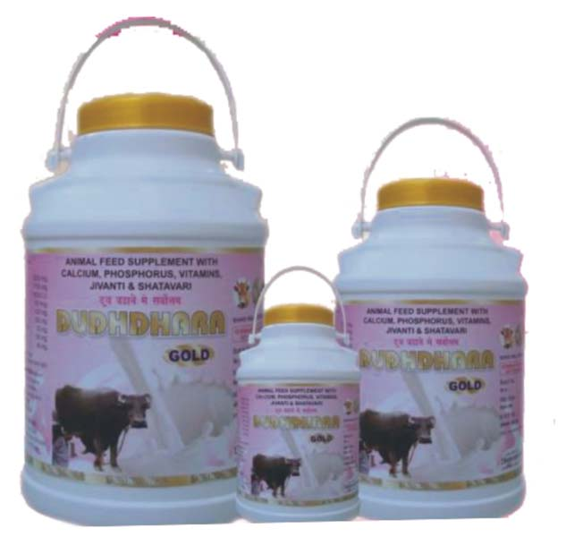 Dudhdhara Gold Liquid Feed Supplement