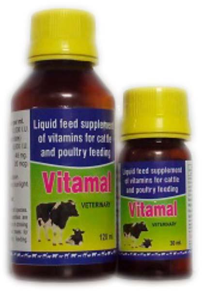 Vitamal Liquid Feed Supplement