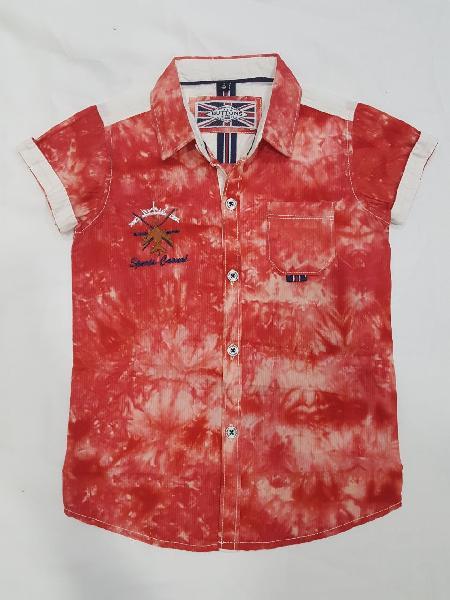 Denim Shirt 01