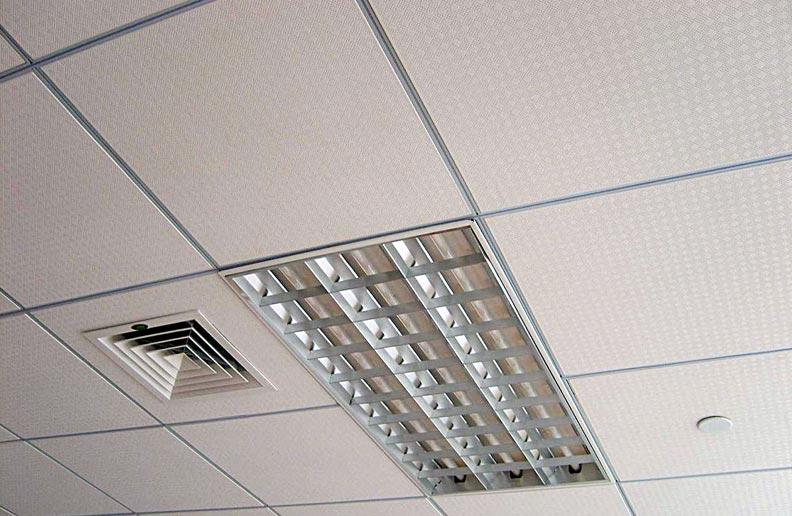 PVC Gypsum Tiles