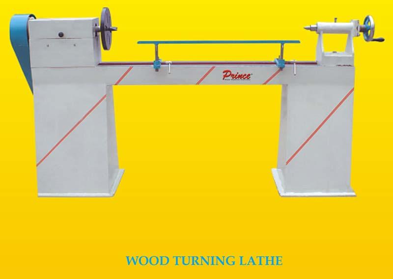 Wood Turning Lathe Machines