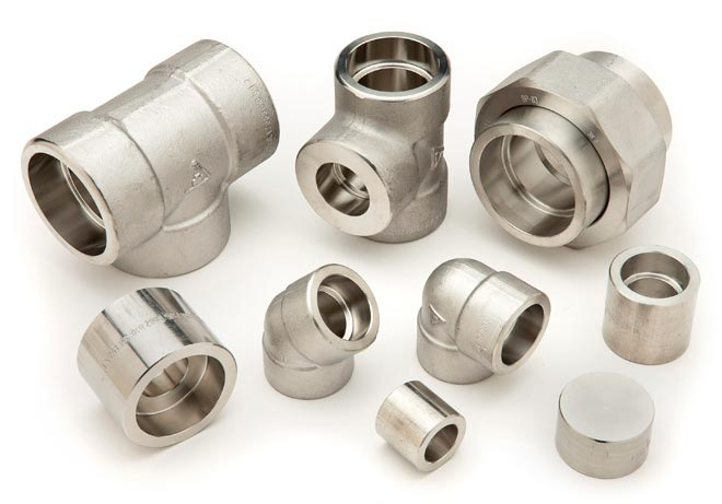 Forged pipe fittings stainless steel