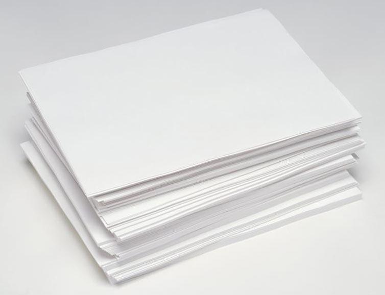 White A4 Paper