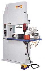Vertical Band Resaw