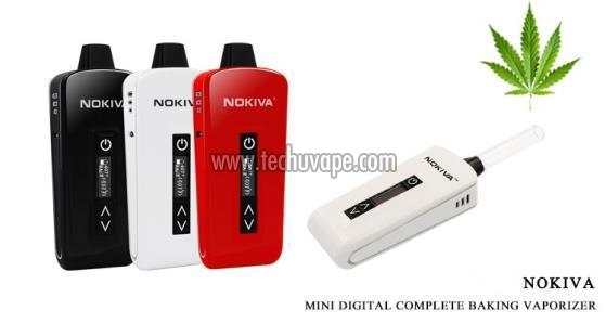 Nokiva Mini Digital Complete Baking Vaporizer