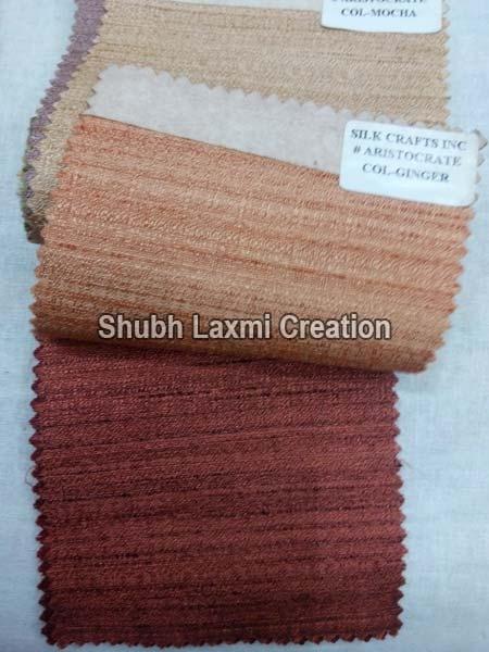Polyester Khadi Aristocrat Fabric