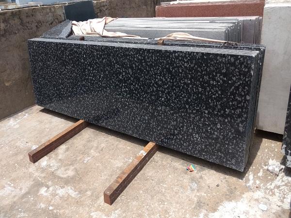Black Granite Slab 01