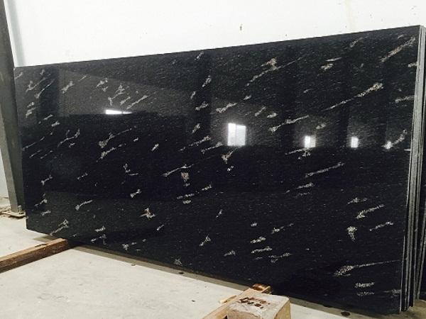 Black Granite Slab 04