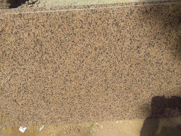Golden Granite Slab 03