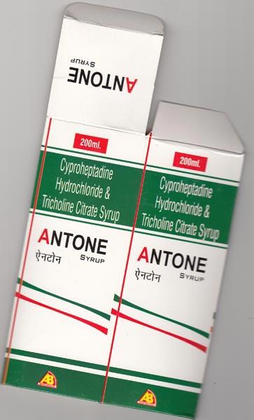 Antone Syrup