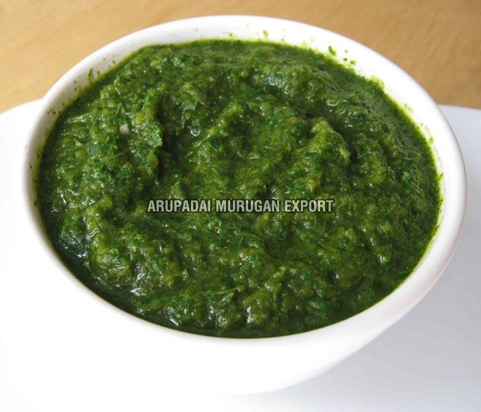 how to prepare mint chutney in tamil