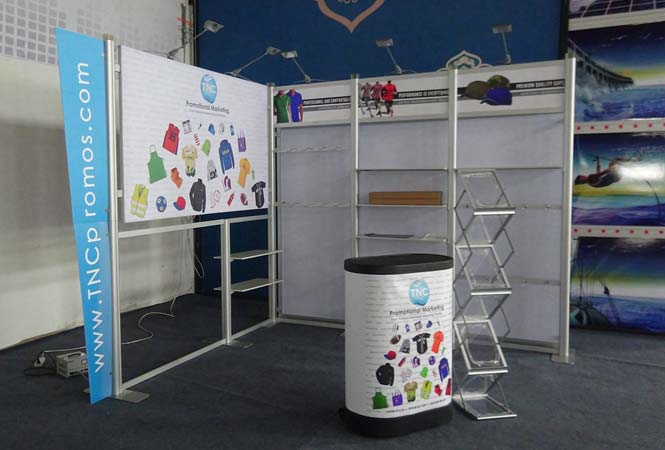 Modular Exhibition Display Stands